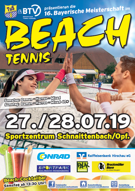 Beachtennis2019