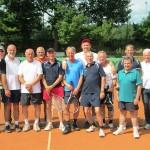 Freundschaftsspiel gegen Teisbach 2014 - 04